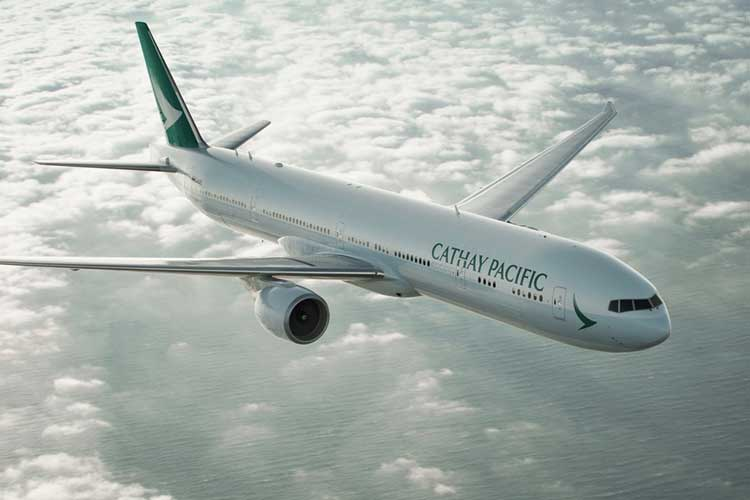 Cathay Pacific 2016