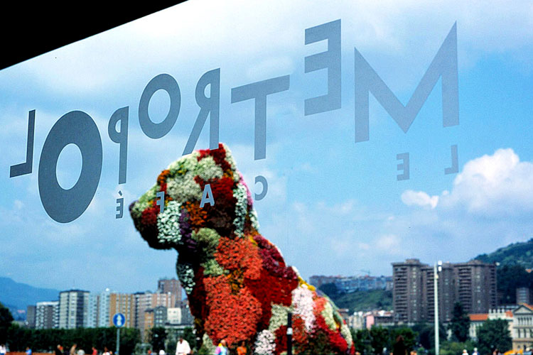 Bistró Metropol del Gran Hotel Domine Bilbao