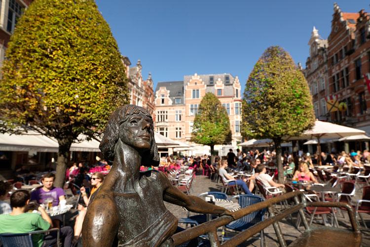 El verano gastronómico de Flandes