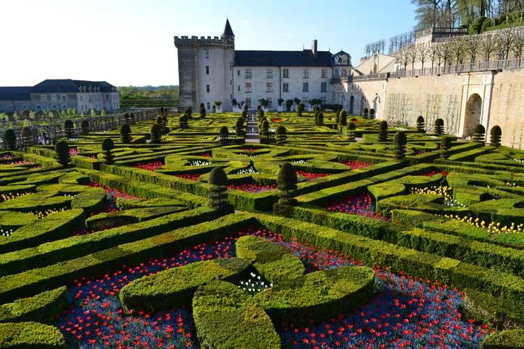 chateau de villandry. Tu Gran Viaje por el Valle del Loira