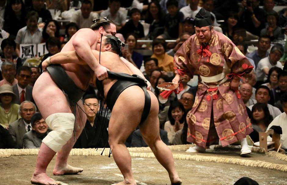 Visitar el Museo del Sumo de Tokio. Foto Bob Fisher/Unsplash | Tu Gran Viaje
