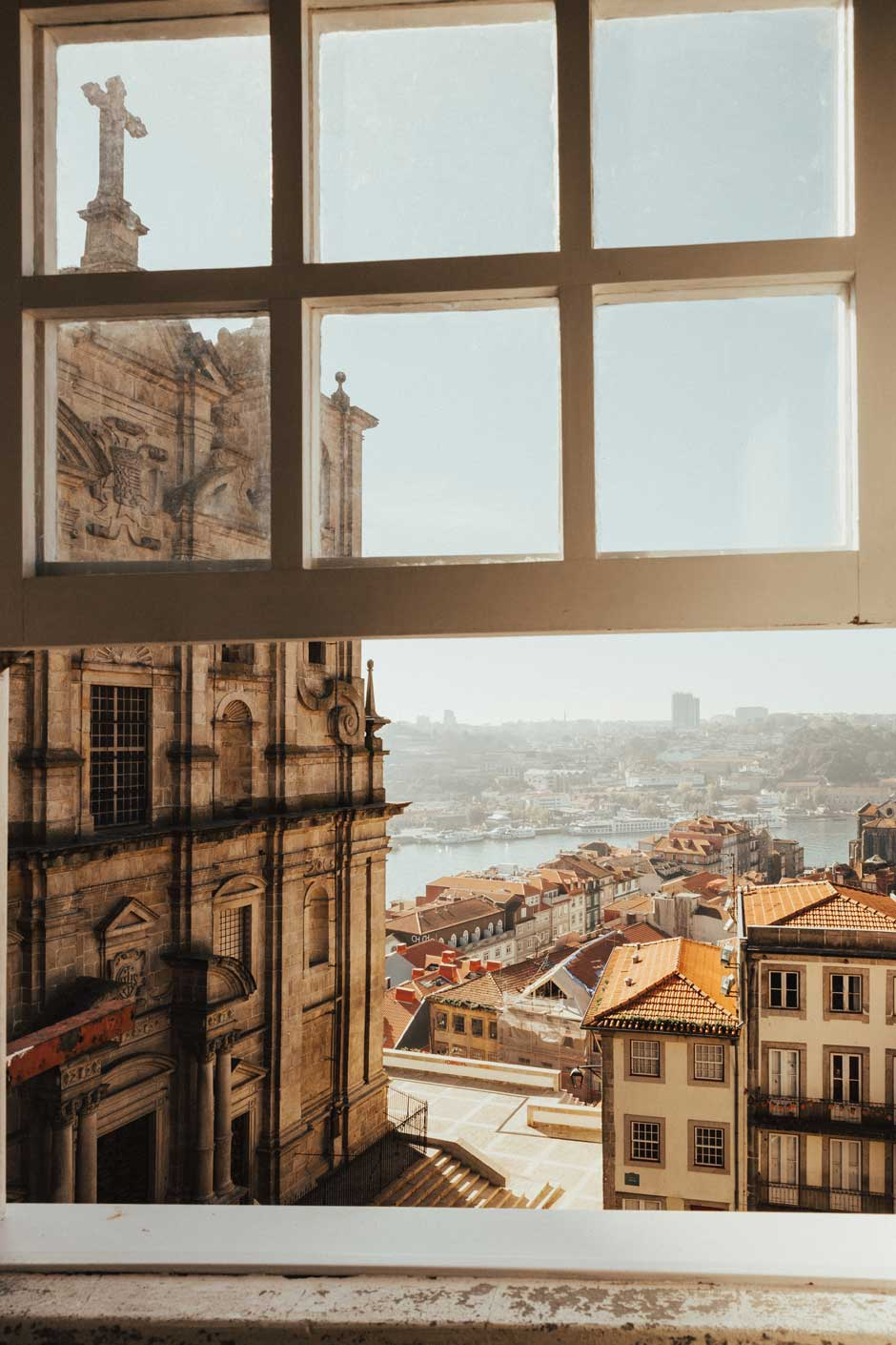 Postal Oporto Hipster Tu Gran Viaje