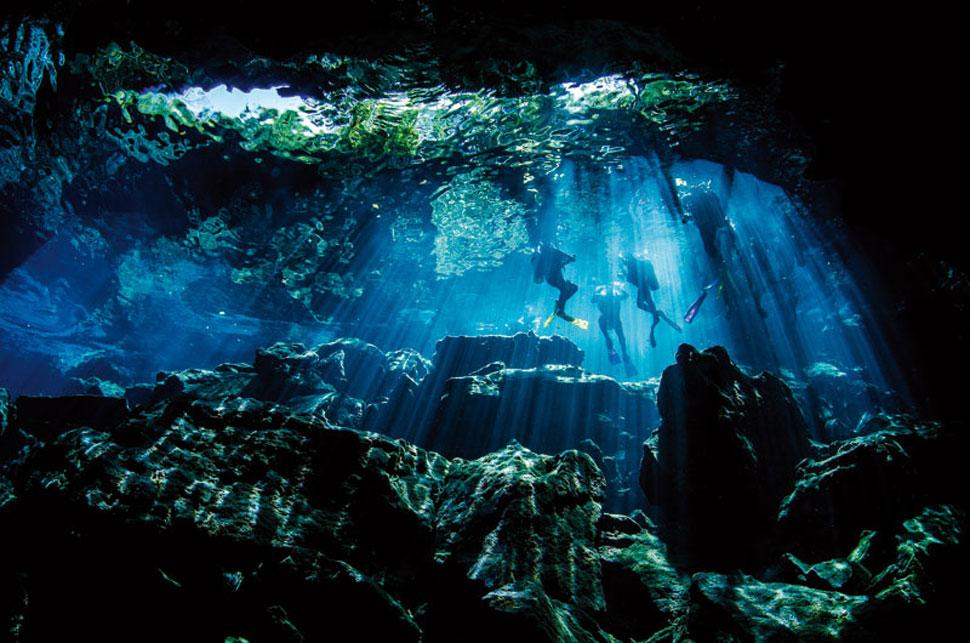 Los cenotes de la Riviera Maya en Tu Gran Viaje