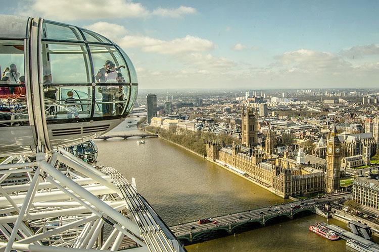 Ofertas de viajes a Londres de Mapa Tours. Tu Gran Viaje