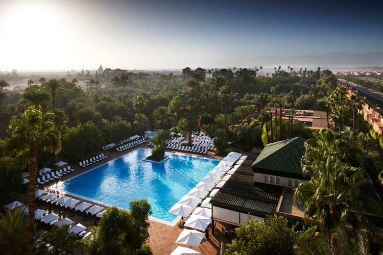 Exposición Suite 280 en La Mamounia de Marrakech. Tu Gran Viaje