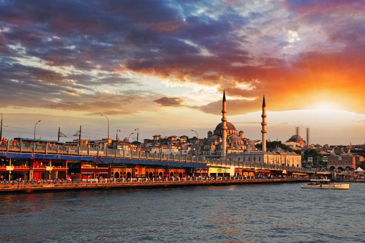 Tu Gran Viaje barato a Estambul.
