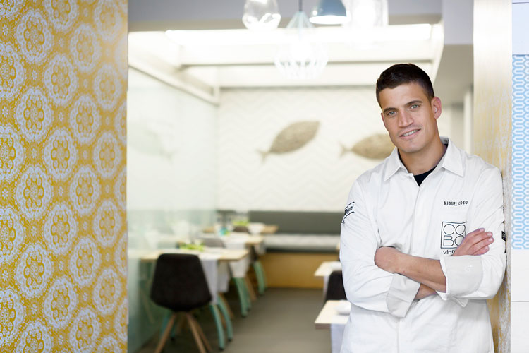 Miguel Cobo obtiene el mayor reconocimiento como chef consiguiendo su primera estrella Michelin por Cobo Vintage