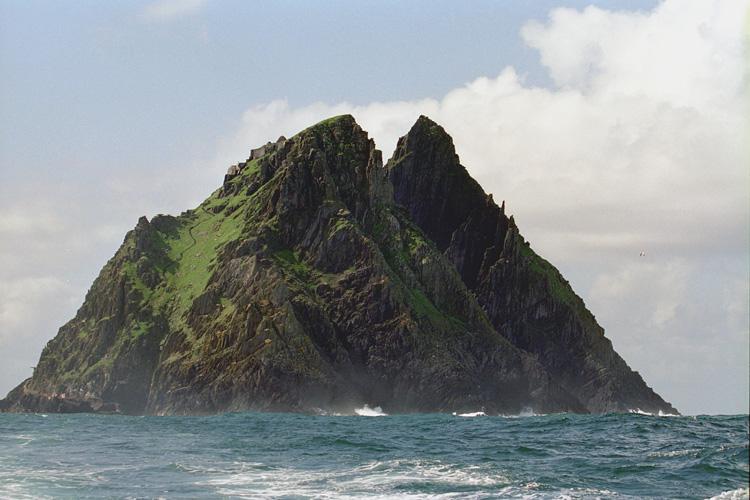 Skellig Island. Escenarios de Star Wars en Irlanda | Revista Tu Gran Viaje