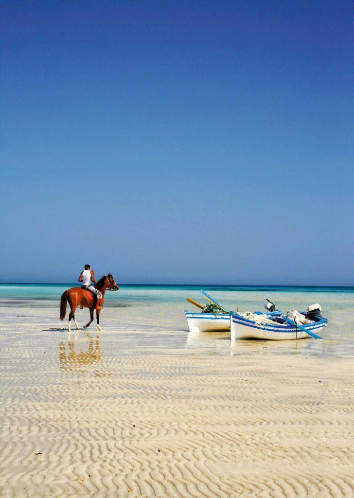 Las arenas de oro de Djerba en Tu Gran Viaje
