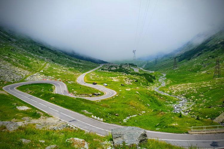 Carretera Transfagarasan de Rumanía. © Tu Gran Viaje