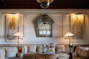 Suite Baldaquin. Hotel La Mamounia de Marrakech. Los mejores hoteles del mundo en Tu Gran Viaje
