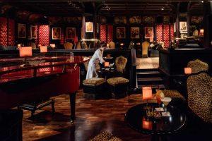 Churchill Bar. Hotel La Mamounia de Marrakech. Los mejores hoteles del mundo en Tu Gran Viaje