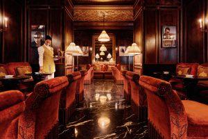 L'Italian Bar. Hotel La Mamounia de Marrakech. Los mejores hoteles del mundo en Tu Gran Viaje