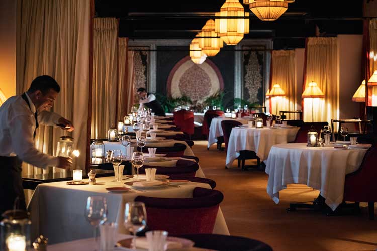 Restaurante Le Français