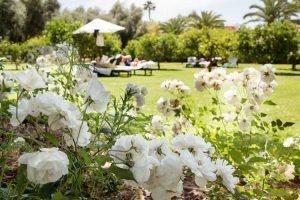 Jardines del hotel La Mamounia de Marrakech. Los mejores hoteles del mundo en Tu Gran Viaje