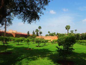Los jardines de La Mamounia. © Tu Gran Viaje