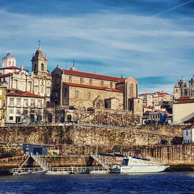 Viajar a Oporto en Semana Santa