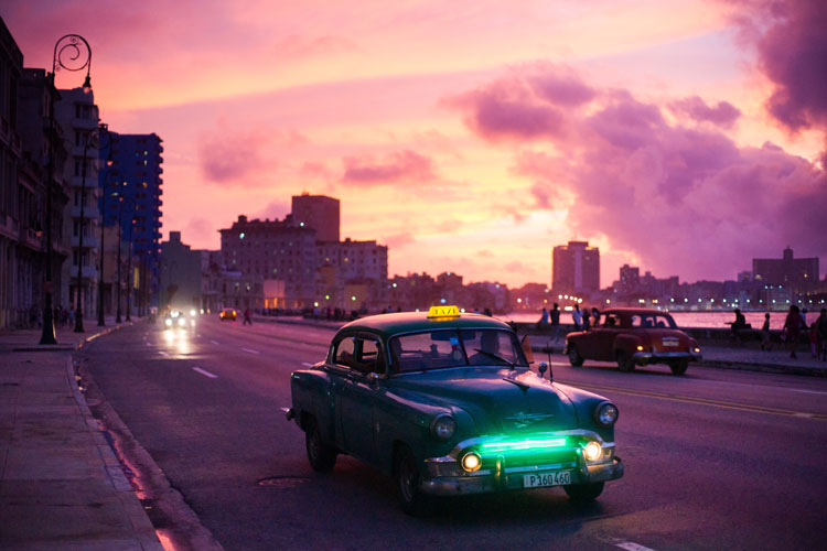 El Malecón de La Habana. Tu Gran Viaje a La Habana