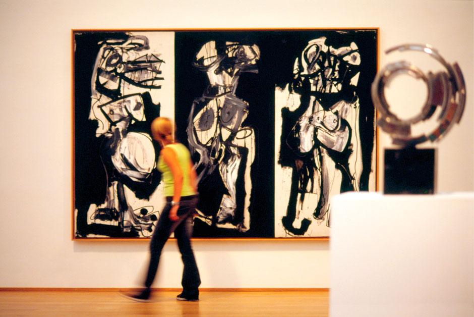 coleccion alicia koplowitz-museo de bellas artes de bilbao-la expo del año en tu gran viaje