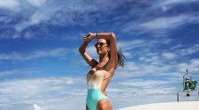 Las vacaciones de Alessandra Ambrossio en Ibiza | Tu Gran Viaje revista de viajes