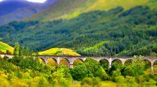 Viaducto de Glenfinnan. La rotunda naturaleza de Escocia | Revista Tu Gran Viaje editada por TGV Lab