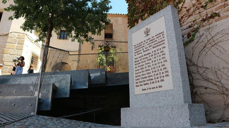 Plaza de Sofer, Toledo. © Tu Gran Viaje | Semana Sefardí de Toledo 2017 | Descubre Sefarad en Tu Gran Viaje