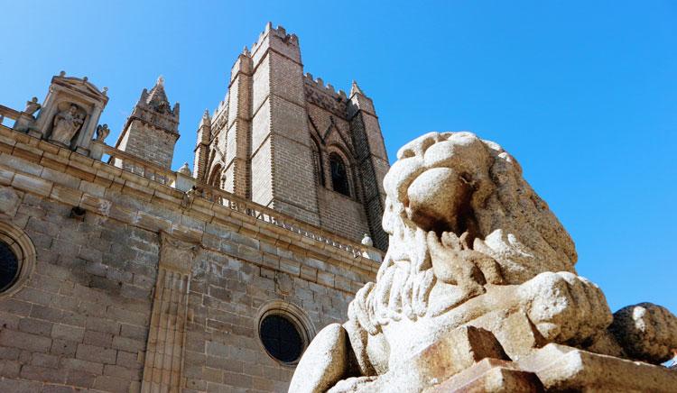 Visitar la judería de Ávila   Descubre Sefarad   © Clemente Corona   Red de Juderías de España - Caminos de Sefarad