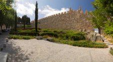Jardín de Moshé de León - Visitar la judería de Ávila - Descubre Sefarad - TGV Lab by Tu Gran Viaje