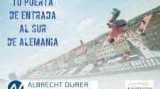Gana un viaje a Bayreuth para dos personas con el aeropuerto de Nuremberg y Tu Gran Viaje