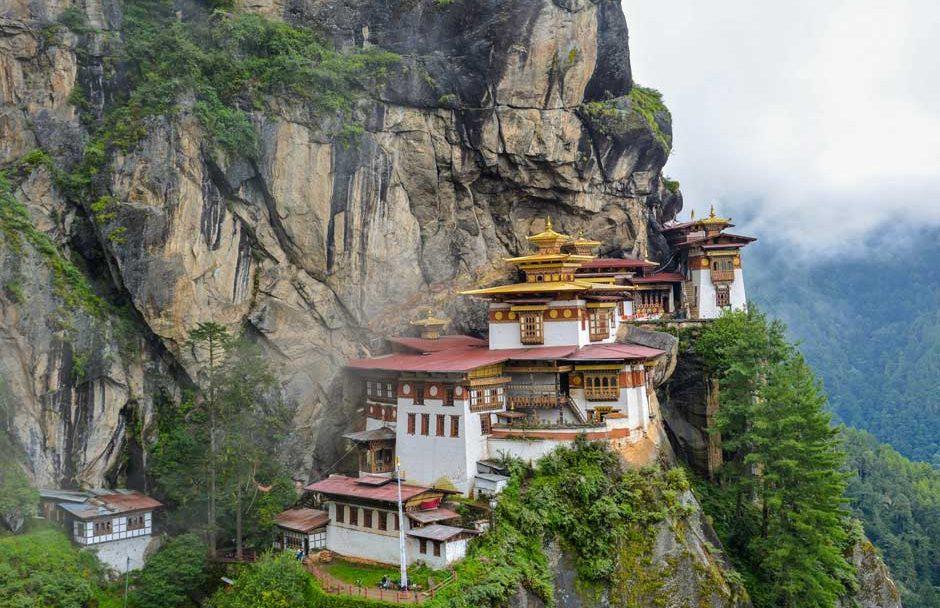 Viajar al Nido del Tigre, en Bután, es hacerlo a uno de los lugares más bellos del mundo. Tu Gran Viaje