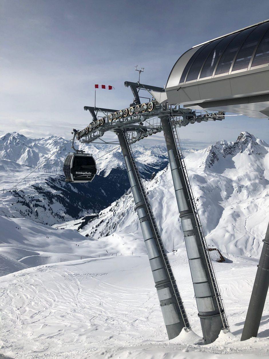Esquiar en Arlberg, la cuna del esquí alpino | Tu Gran Viaje