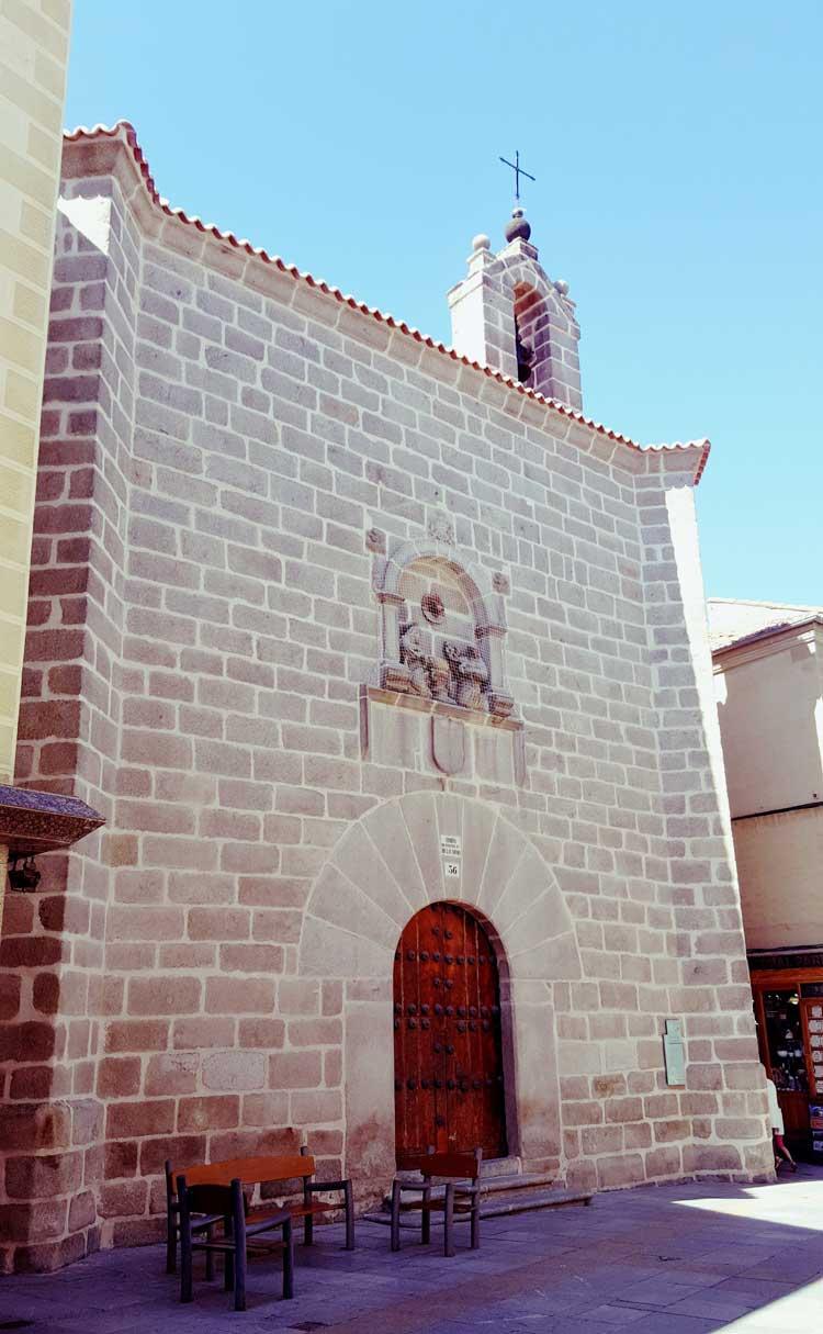 Visitar la judería de Ávila | Iglesia de las Nieves, Ávila © Clemente Corona | Red de Juderías de España | Descubre Sefarad