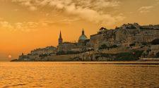 Atardecer en La Valeta, Malta | Las capitales mundiales a las que tienes que viajar en 2018 | Revista Tu Gran Viaje