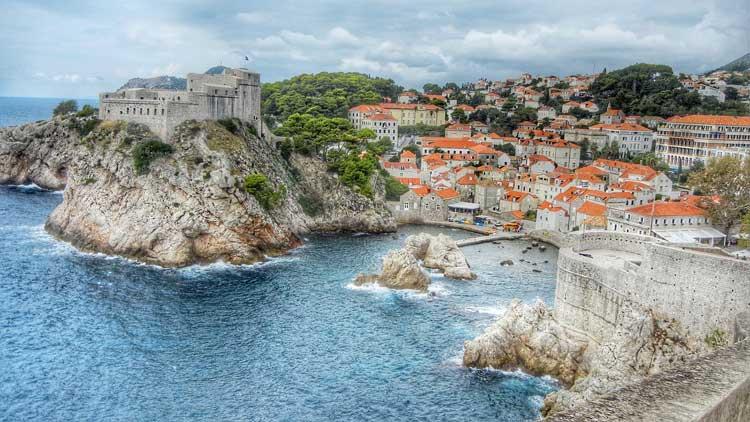 Panorámica de Dubrovnik | Los escenarios de Star Wars El último Jedi | Revista Tu Gran Viaje