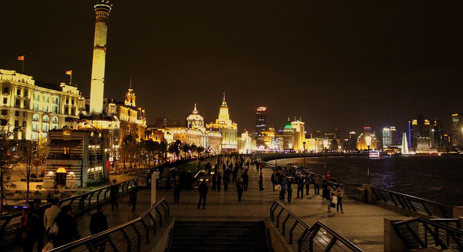 Postal desde el Bund de Shanghai | Tu Gran Viaje