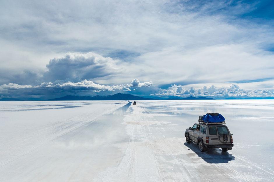 Salar de Uyuni, Bolivia | Los escenarios de Star Wars El último Jedi | Revista Tu Gran Viaje | Foto © Shutterstock