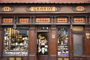 Restaurante Lhardy | Menú Saludable 2017 | Revista Tu Gran Viaje