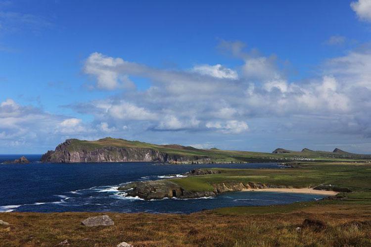 Ceann Sibeal. © Turismo de Irlanda | Los escenarios de Star Wars el último Jedi | Revista Tu Gran Viaje