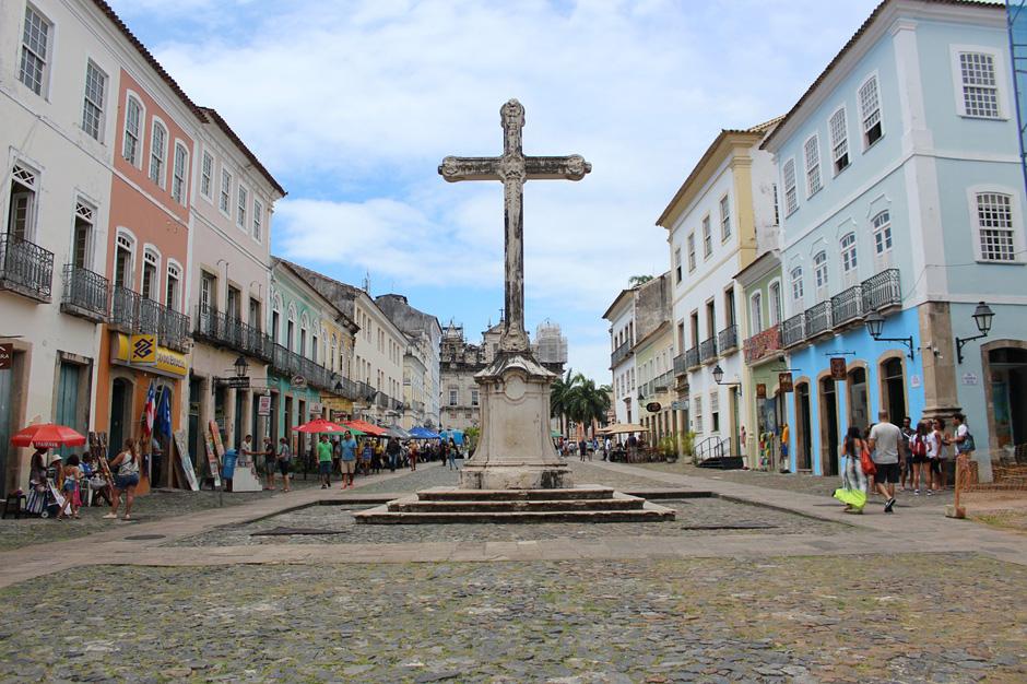 El pelourinho de Salvador de Bahía | Tu Gran Viaje