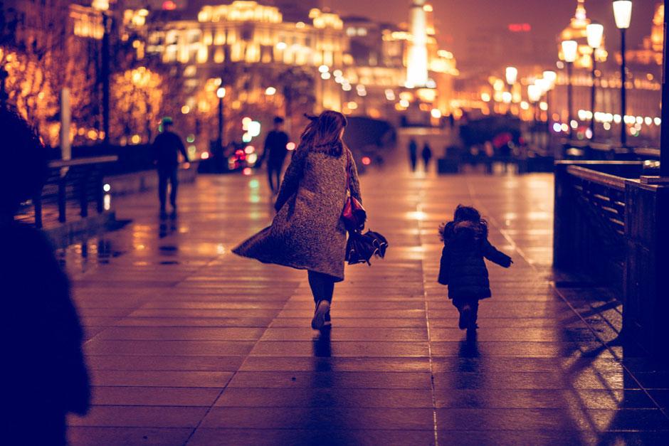 Postal desde el Bund de Shanghai | Revista Tu Gran Viaje