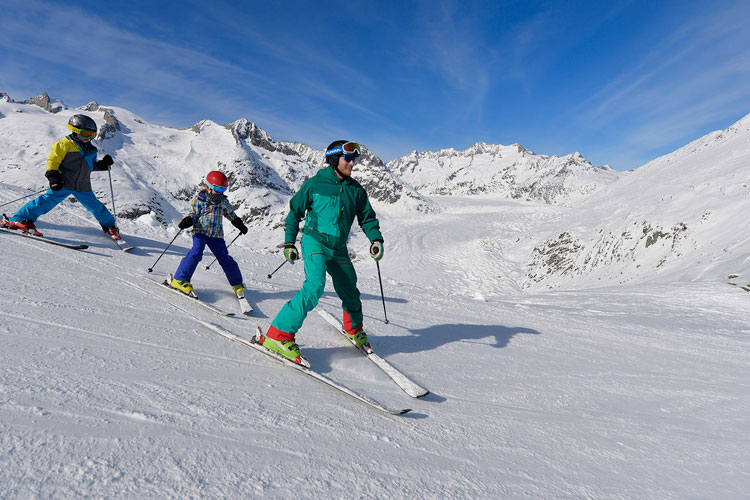 Esquiar en Suiza | Ofertas de viajes baratos a Suiza | Tu Gran Viaje