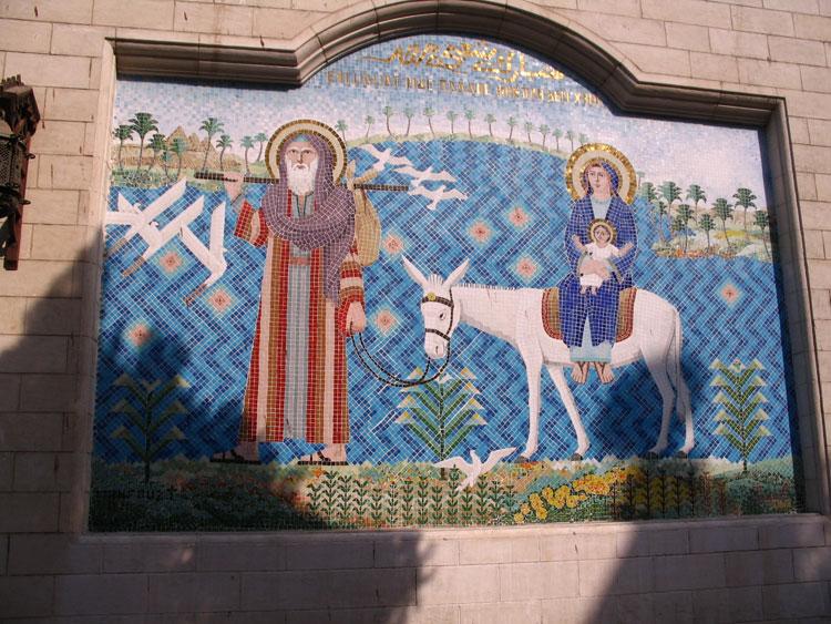 Iglesia colgante | Navidad en Egipto | Revista Tu Gran Viaje