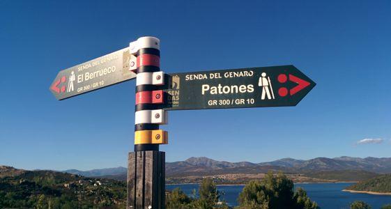Senda del Genaro, Sierra Norte de Madrid. Foto © Tu Gran Viaje