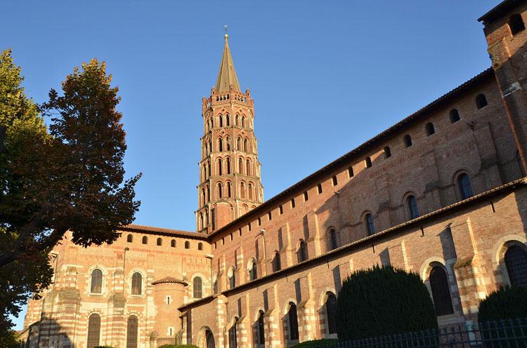 Basílica de San Sernin, Toulouse | Escapada de fin de semana en Touoluse | Pilar Carrizosa | Tu Gran Viaje
