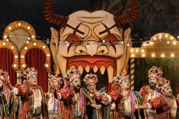 Programación Carnaval de Cádiz 2018 | Tu Gran Viaje
