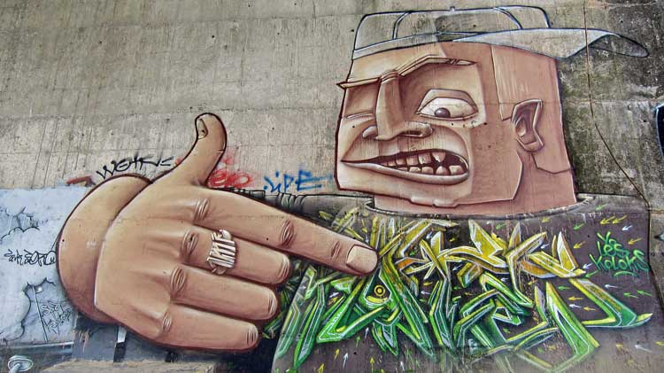 Street Art Toulouse | Escapada de fin de semana en Touoluse | Tu Gran Viaje | Pilar Carrizosa