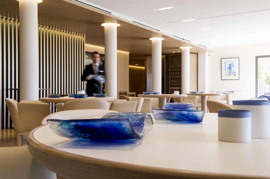 El chef Christophe Bacquie © Hotel du Castellet | Nueva Guia Michelin Francia | Tu Gran Viaje