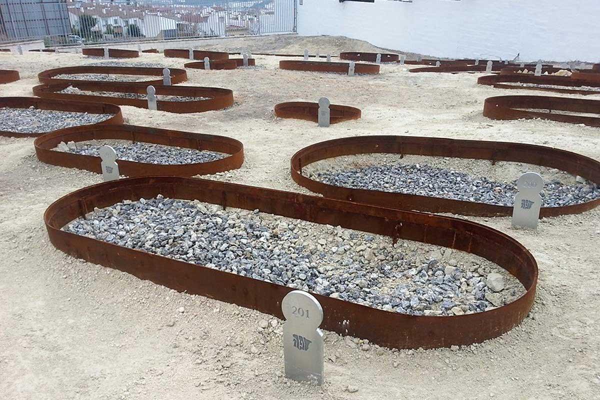 Necrópolis de Lucena. © Red de Juderías de España