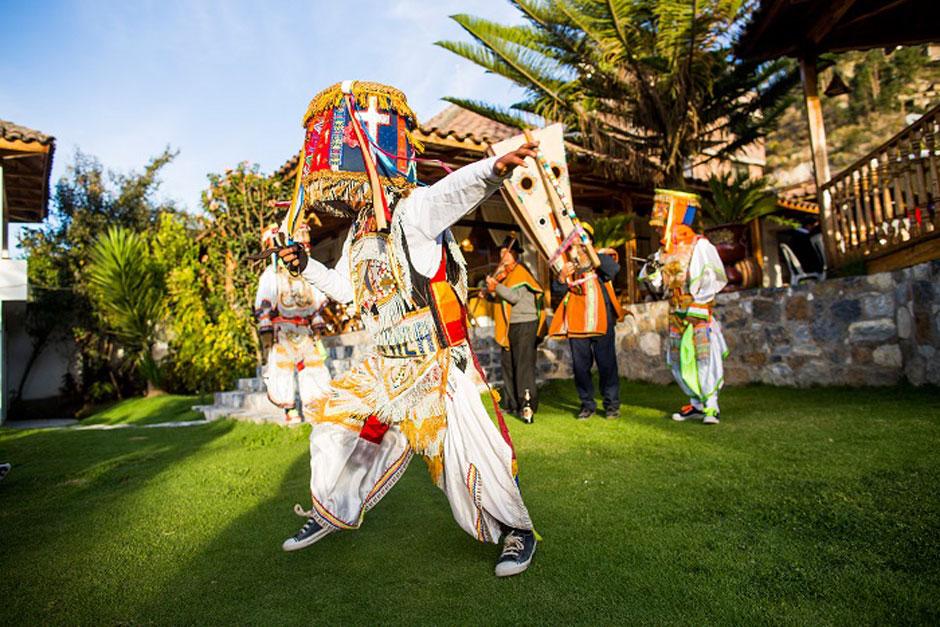 Danza de las Tijeras. © Musuk Nolte | PromPerú | Tradiciones de Perú en Tu Gran Viaje