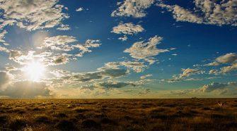 Parque Nacional de Etosha, Namibia